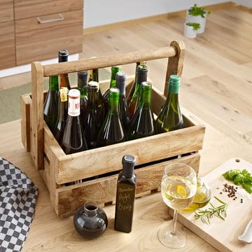Jan Kurtz - Kiste Wine, Teak