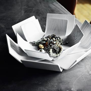 BeDesign - Lily Schale klein, weiss