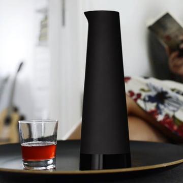 Magisso - Karaffe, schwarz