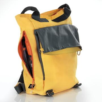 Rucksack mit vielerlei Funktionen