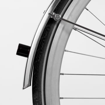 Das Palomar - Lucetta Fahrradlicht in schwarz
