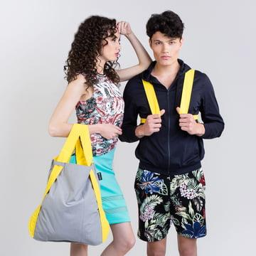 Tasche und Rucksack von Notabag