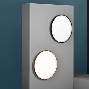 Flos - Clara Wand- und Deckenleuchte LED, weiss, Gruppe