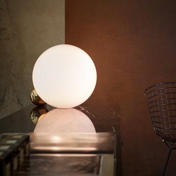 Flos - Copycat Tischleuchte LED, gold