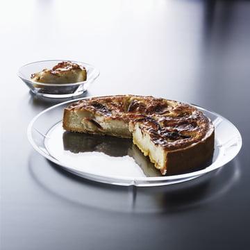 Perfekte Grösse zum Servieren von Kuchen