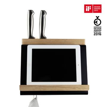 Multifunktionaler Tablet-Halter für die Küche