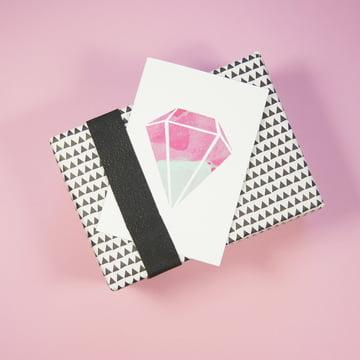 Geschenkverpackung für echte Mädchen