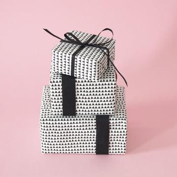 Geschenkpapierbögen für mittelgrosse Präsente