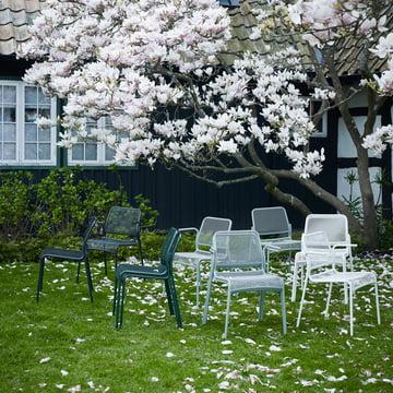 Mira Stühle für den Garten