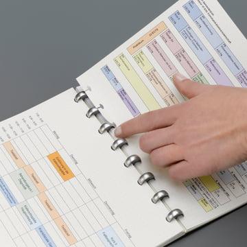 Atoma - Classic Alu Notizbuch