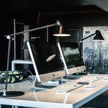 Moderne Schreibtischleuchte