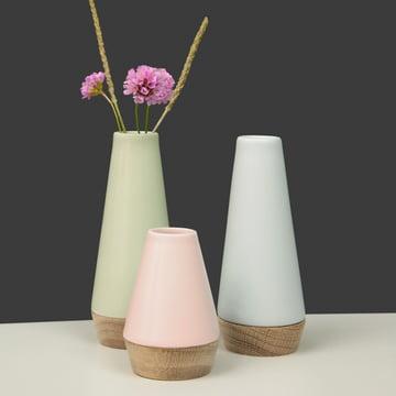 Serenity Keramikvasen von Novoform