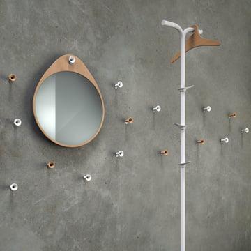 Rizz - Wandspiegel The Egg