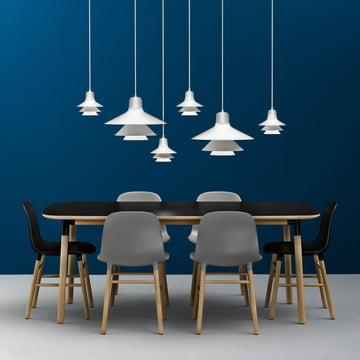 Form Table von Normann Copenhagen