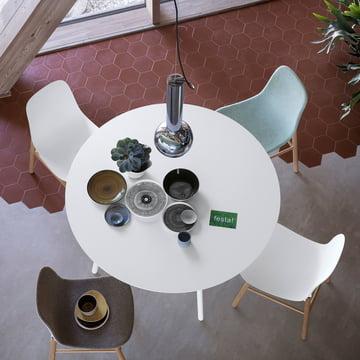 Sharky Stuhl für den Esstisch