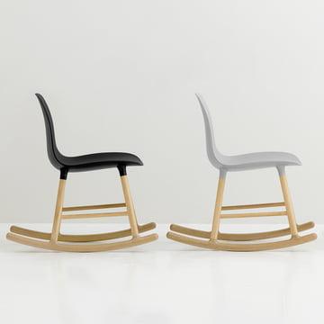 Form Rocking Chair von Normann Copenhagen