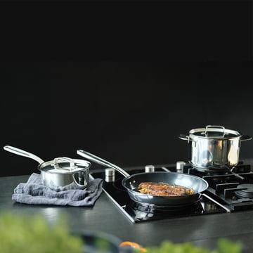 All Steel Kochtöpfe von Fiskars für jeden Anlass