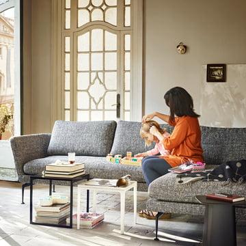 Vitra - Suita Sofa 3-Sitzer