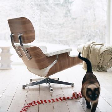 Vitra Loungesessel - Zeit für Gemütlichkeit