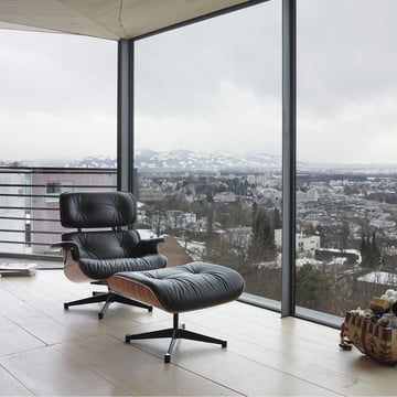 Vitra - Lounge Chair & Ottoman
