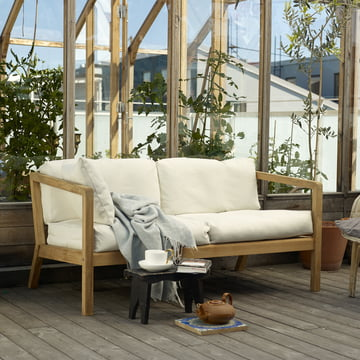 Widerstandsfähiges Sofa für den Aussenbereich