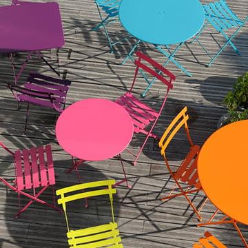 Bistro-Möbel begehrt bei Café-Besitzern