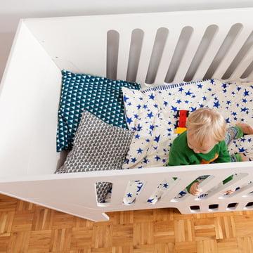 Erhöhtes Rocky Baby- und Kinderbett