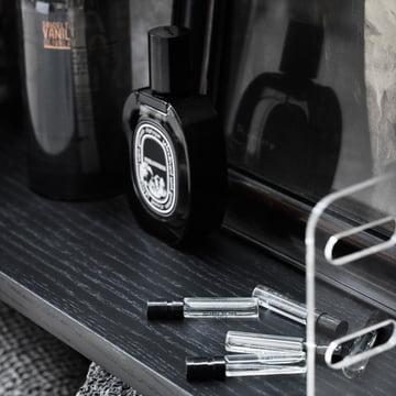 String - Regalsystem Pocket, schwarz