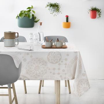 Tischdecke Circles von Bjørn Wiinblad
