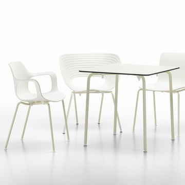 Vitra - White Collection Produktfamilie