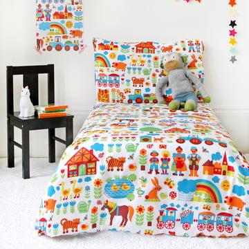 Kühe, Katzen, Hasen und vieles mehr beim Einschlafen zählen