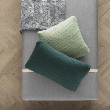 Kissen und Decke von ferm Living