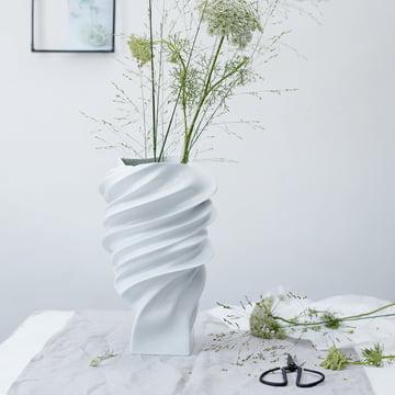Die Squall Vase von Rosenthal mit einer Grösse von 32 cm