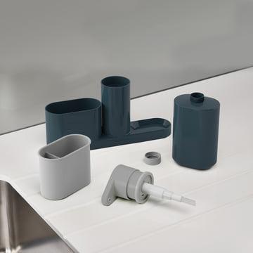3-teiliges Spülbecken-Reinigungs-Set