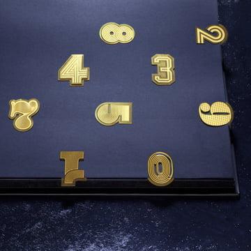 Tool The Clip Numbers von Tom Dixon