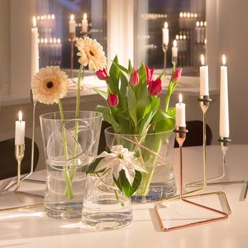 Sphere Vasen von Born in Sweden