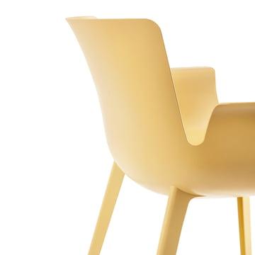Piuma Stuhl aus karbonverstärktem Kunststoff