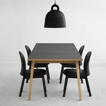Platzsparender Ace Chair Tango Leather