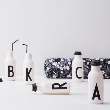 Personalisierte Flaschen von Design Letters