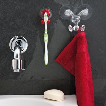 Halter für die Zahnbürste