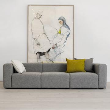 Mags Sofa von Hay als klassischer 3-Sitzer