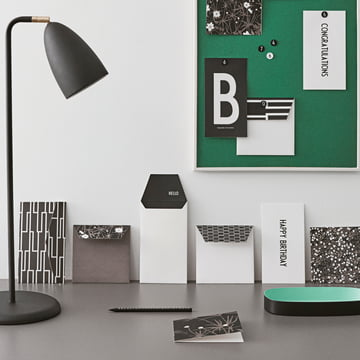 Design Letters - AJ Grusskarten / Design Karten