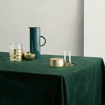 Tangle Stern Kerzenhalter und Nordic Bonbonniere