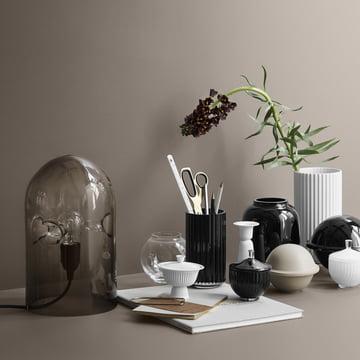 Form Vase für Blumensträusse