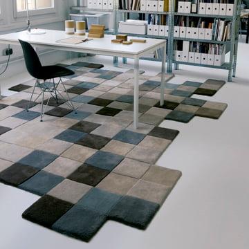 Do-Lo-Rez Teppich als Puzzlestück