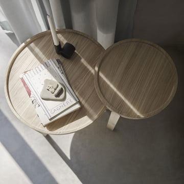Indskud Tray Table von Skagerak in verschiedenen Grössen