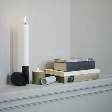 Tube Kerzenständer von Skagerak
