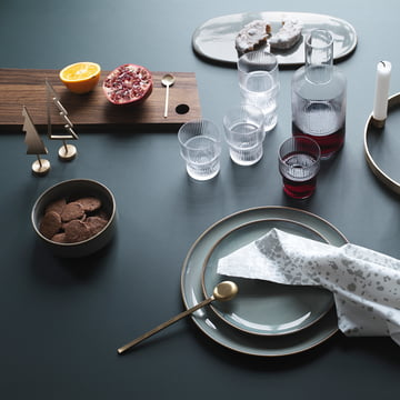 Winterlicher Tisch von ferm Living