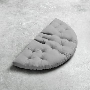 Nido Futon von Karup in Grau