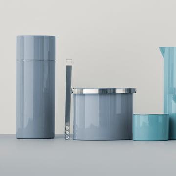 Cocktail Shaker, Eiszange und Eimer von Stelton